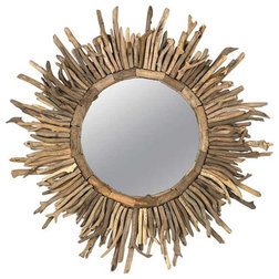 Beach Style Wall Mirrors by First of a Kind USA Inc