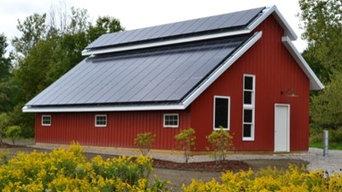 Solar Electric Barn Ann Arbor MI