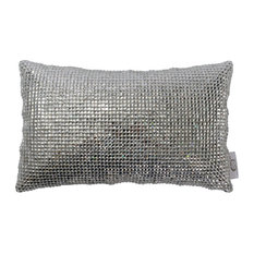 Casa Selvagem - Glitter Pillow With Swarovski Crystals, Crystal - Scatter Cushions