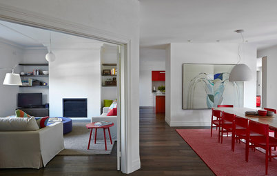 Houzz Tour: Careful Space Planning Keeps Family of Six in Order