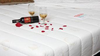 Coirfit BIOLIFE SERIES- Visco pro mattresses