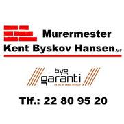 Murermester Kent Byskov Hansen ApSs billede