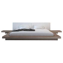 Nice Modern Platform Beds by Beyond Stores