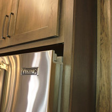 Refrigerator Depth Options: Counter vs. Standard