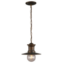 Beach Style Outdoor Hanging Lights by Buildcom