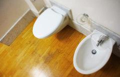 Parquet una scelta perfetta anche in bagno