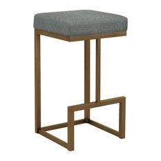 Marvelous American Made Bar Stools Counter Stools Houzz Uwap Interior Chair Design Uwaporg