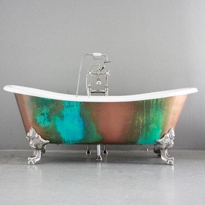 Ванна для вдохновения: Рисуем, лепим, красим