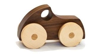 Craftwoods wheeled toys