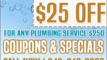 Plumbing Repair & Plumber Clear Lake Shores TX