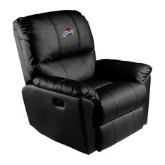 Cleveland Cavaliers NBA Rocker Recliner With Global Logo Panel