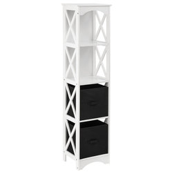 Contemporary Bathroom Cabinets & Shelves by Premier Housewares
