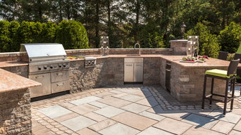 Outdoor Cooking Features
