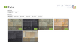 Paving software examples.