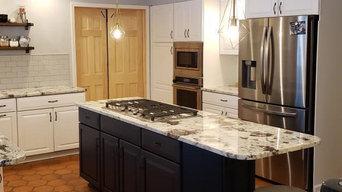 Cabinet & Shelving - Repainting & Refinishing