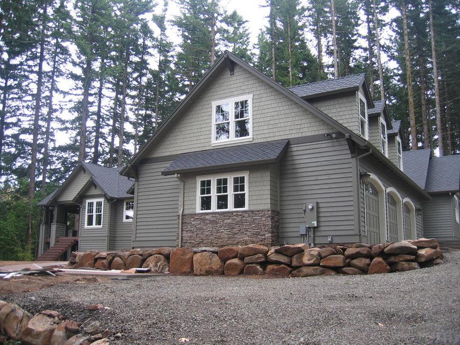 Oregon City Custom Home