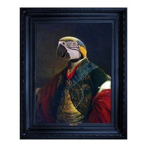 Cousin Parker Canvas, 60x81 cm