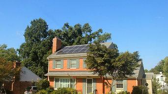Solar in Arlington