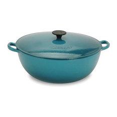Le Creuset Caribbean Enameled Cast Iron Soup Pot, 3.25 Quart