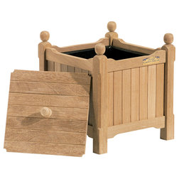 Transitional Deck Boxes And Storage by Oxford Garden