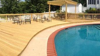 Outdoor Pool Speaker Integration