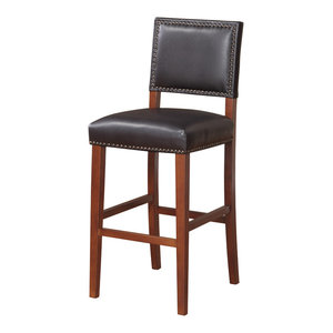 Brook Counter Stool 24 Quot Caramel Transitional Bar