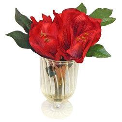 Tropical Artificial Flower Arrangements by Silk Flower Depot