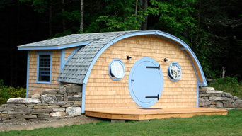 Hobbit Hole 'Tiny House' Cottage