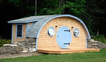 Hobbit Hole 'Tiny House' Cottage
