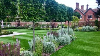 Suffolk Country Garden