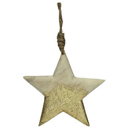 Contemporary Christmas Ornaments by Pomax Home Collection