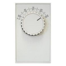 Economy Line Voltage Thermostat, 50-90 Degree Range