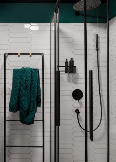 Современный Ванная комната by ItalProject