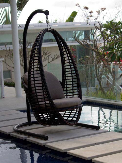. Heri Outdoor Hanging Chair from Skyline Design
