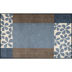 Florita Door Mat, Grey, 120x75 cm
