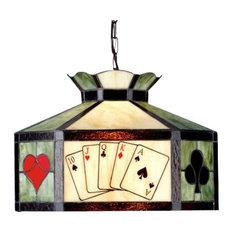 "20"" Texas Hold'Em Pendant"
