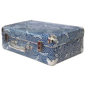 Ocean Waves Decorative Box, Small