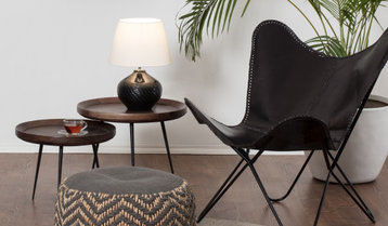 This Season's Bestselling Accent Chairs and Tables
