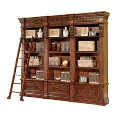 Parker House Grand Manor Granada 4-Piece Set Museum Bookcase