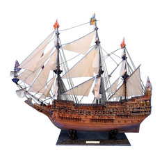 Wooden Sovereign of the Seas Masterpiece, 100""