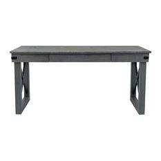 "Duramax Felix 62"" Wood Desk with Drawer"
