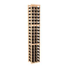 Wine Racks America 3 Column Standard Wine Cellar Kit, Pine, Unstained