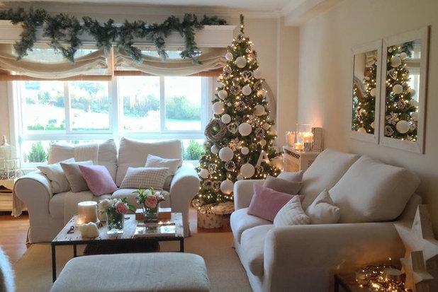 Iluminaci n c mo crear ambiente navide o sin arruinarse con la factura - Celia crego ...