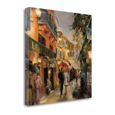 """""""Evening In Paris"""" By Marilyn Hageman, Giclee Print on Gallery Wrap Canvas"""