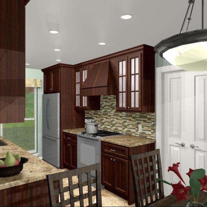 3D Design Renderings 4