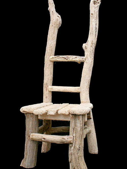 Driftwood Chairs And Seating