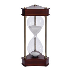 "Minutio Hourglass Decor, 15"""