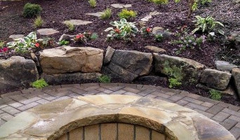 Fire pits and patios