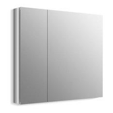 """Kohler Verdera 34"""" W X 30"""" H Aluminum Medicine Cabinet"""