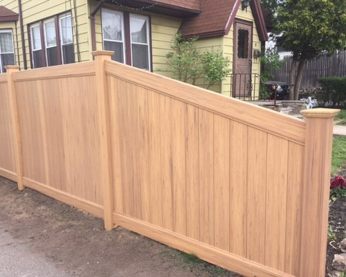 6 Ft High Activeyards Dogwood Vinyl Fence In Cypress